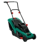 Bosch Rotak 34 Electric Four-Wheel Lawn Mower