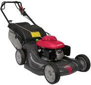 Honda HRX537HY Wheeled Rotary Lawn Mower with Hydrostatic Drive
