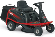 Lawnflite Mini Rider-E 3-in-1 Ride-On Mower with Electric Key Start