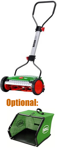 Brill Razorcut Premium 33 Hand Cylinder Lawnmower