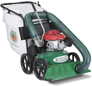 Billy Goat KV650SPH Estate Series Lawn Vacuum with Rear-Wheel Drive