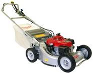 Lawnflite-Pro 553HWSP-HST Four-Wheel Lawn Mower with Hydrostatic Drive