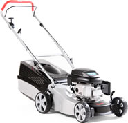 Al-Ko 4210H Easy Mow Petrol Push Lawnmower (Honda Engine)