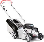 Al-Ko 4610H Easy Mow Petrol Push Lawnmower (Honda Engine)