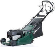 ATCO ADMIRAL 16S SELF PROPELLED REAR ROLLER LAWNMOWER
