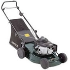 Hayter Motif 48 Push 4-Wheel Lawnmower with Honda Engine (Code: 433)