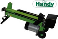 The Handy THLS-B Horizontal Electric Log Splitter