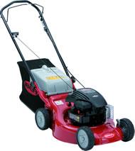 IBEA Idea 47P Push Four Wheel Petrol Lawnmower