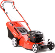 Al-Ko 520BR Premium 4-in-1 Petrol Power Driven Lawnmower (Briggs Engine)