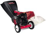 MTD 463 3-in-1 Petrol Chipper-Shredder