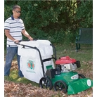 Billy Goat KV600SP Estate Series Lawn Vacuum with Rear-Wheel Drive and On-Board Hose Kit 891125 (Special Autumn Offer)