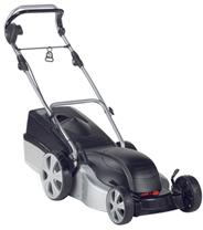 Alko 470E Bio Combi Highwheeler Electric Lawn Mower