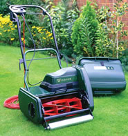 Atco Windsor 14S Electric Cylinder Lawn Mower