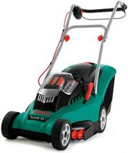 Bosch Rotak 37 Li-Poly Cordless / Battery Powered Rear Roller Lawn Mower