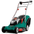 Bosch Rotak 43 Li-Poly Cordless / Battery Powered Rear Roller Lawn Mower