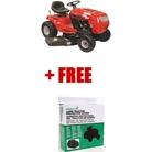 MTD Racing 125-96 Lawn & Garden Tractor