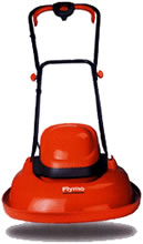 Flymo Mow 'N' Vac Electric Hover Lawn Mower