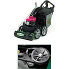 Einhell BG-PM 51SHW 4-in-1 Hi-wheel Self-Propelled Petrol Lawn Mower