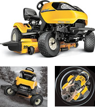 Cub Cadet All-Rounder 1050 Lawn & Garden Tractor