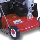 Alpina One 98YH Side-Discharge Lawn Tractor (Hydrostatic Drive, Mulch-Capable)