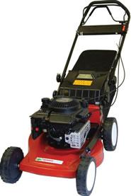 Mowerland ALU18 Self-Propelled Four-Wheel Petrol Lawnmower