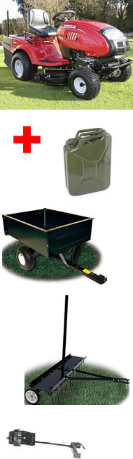 Lawnflite 703LT Lawn Tractor - Special Offer C