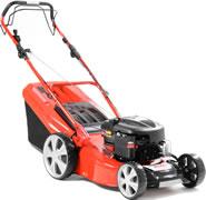 Al-Ko 470HW Powerline High Wheeler Petrol Power Driven Lawn Mower (Briggs Engine)