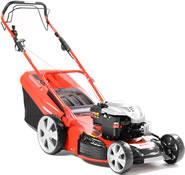 Al-Ko 520HW Powerline High Wheeler Petrol Power Driven Lawn Mower (Briggs Engine)