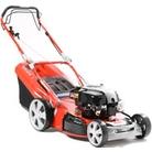 Al-Ko 525HWS Classic 'Vari-Speed' High Wheeler Petrol Power Driven Lawn Mower (Briggs Engine)