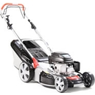 Al-Ko 5210HW Easy Mow High Wheeler Petrol Power Driven Lawn Mower (Honda Engine)