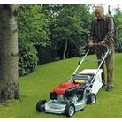 Lawnflite-Pro 553HWS Four-Wheel Lawn Mower