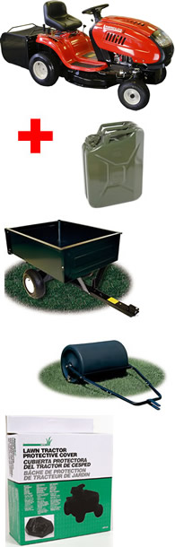 Lawnflite 603 G Lawn Tractor - Special Offer C