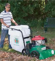 Billy Goat KV650H Estate Series Lawn Vacuum (Honda Engine) (Special Offer)