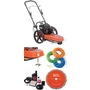 DR Sprint TRM055M Wheeled Trimmer Mower (Manual Start)