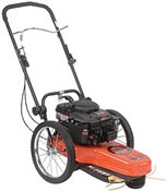 DR Commercial TRM067S Self-Propelled Wheeled Trimmer Mower (Electric Start)