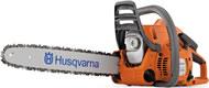 Husqvarna 236E Petrol Chainsaw - 35 cm Guide Bar