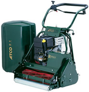 Atco Royale 20E Petrol Cylinder Lawn Mower (With Manufacturer's Pdi)