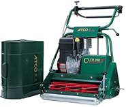 Atco Club 20 Petrol Cylinder Lawn Mower (With Manufacturer's Pdi)