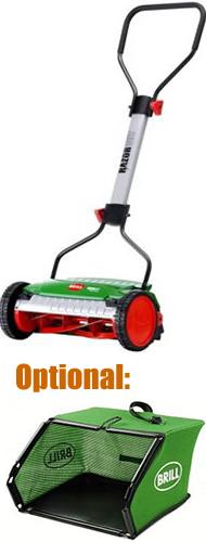 Brill Razorcut Premium 38 Hand Cylinder Lawnmower
