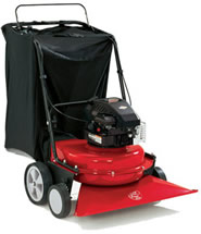 Al-Ko Hurricaine 750B Lawn Vacuum / Leaf Sweeper (Briggs Engine)