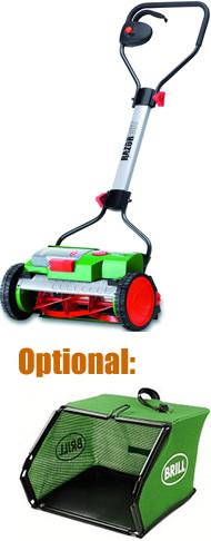 Brill Razorcut Li-Ion 38 Battery Powered Cylinder Lawnmower