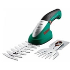 Bosch Isio Cordless Shrub & Edging Shear Set