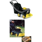 Mtd-Yardman 060 3-in-1 Shredder-Chipper-Vac with On-Board Hose Kit (Special Offer)