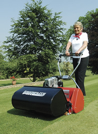 Lawnflite-Pro TD500H Petrol Cylinder Lawnmower (Special Offer)