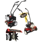 Ardisam Earthquake MC43E Tiller/Cultivator with Electric Key Start