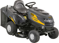 Alpina One 102YH Rear-Discharge Lawn Tractor (Hydrostatic Drive)
