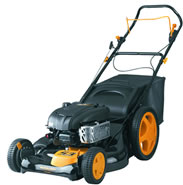 McCulloch M7053D 3-in-1 High Wheel Self-Propelled Petrol Lawn Mower