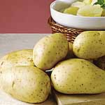 Seed Potatoes - Vivaldi 3kg (Second Early)