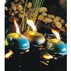 Jade Floating Oil Lamp