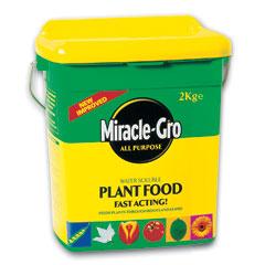 Miracle-Gro Plant Food 2kg